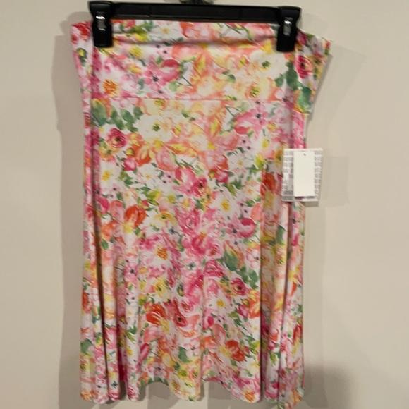 Lularoe Azure midi skirt size medium